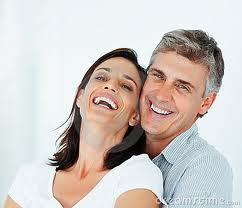 happy couple over 50