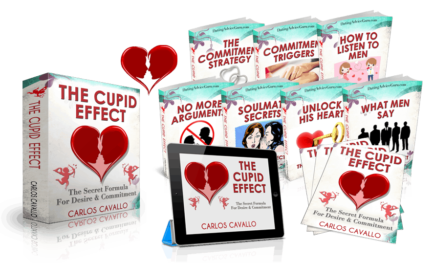 cupid effect Are You Dating A Married Man? The 26 Rules And How To NOT Get Hurt