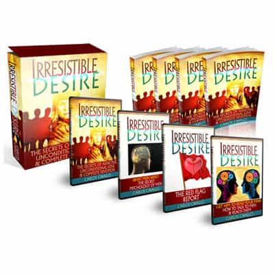 PRODUCT Irresistable Desire How To Be Mysterious And Make Any Man Desire You