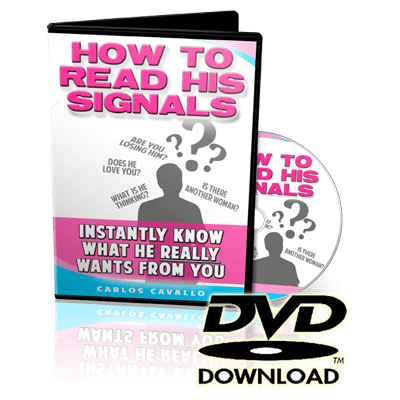 PRODUCT Read His Signals How To Win A Guy Over