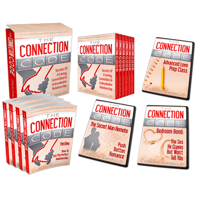 PRODUCT Connection Code Is He Pulling Away From You? 10 Tips To Save Your Relationship